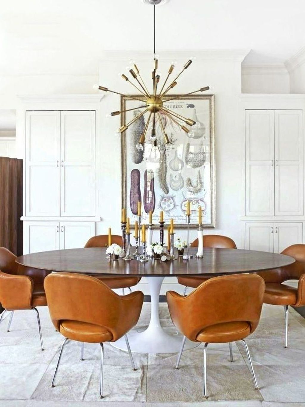 Stunning Dining Room Table Design With Modern Style 30