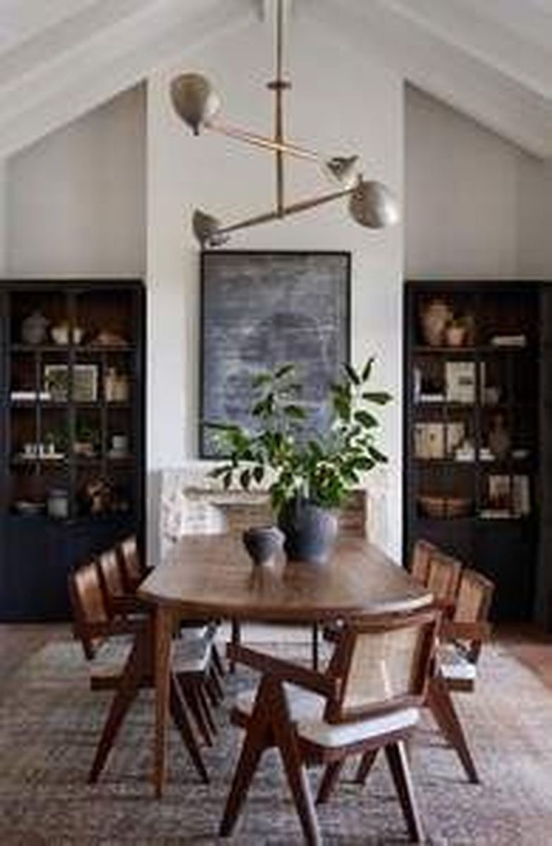 Stunning Dining Room Table Design With Modern Style 32