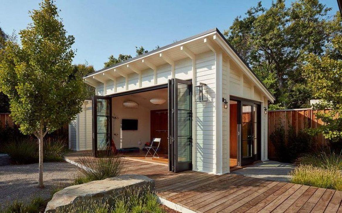 Awesome Backyard Storage Sheds Design Ideas 12