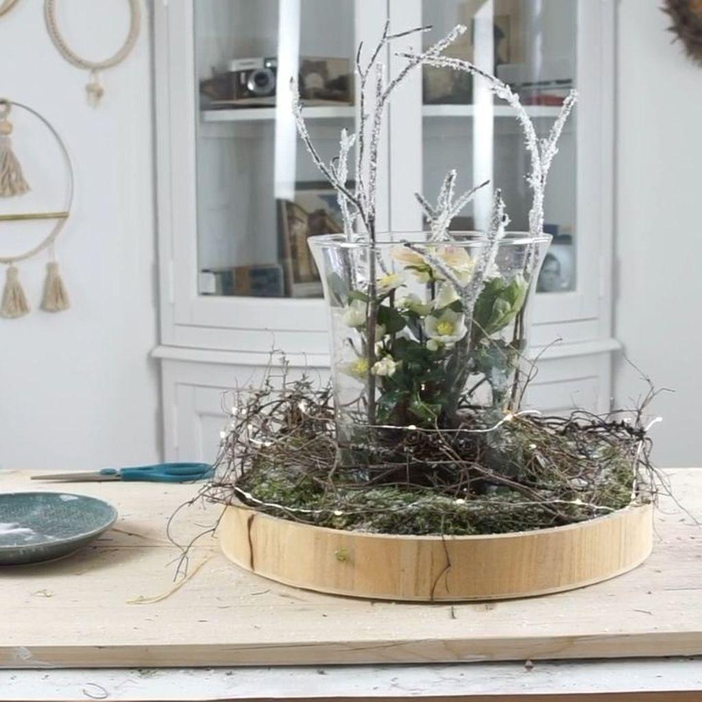 Beautiful Farmhouse Spring Table Decor Ideas 04