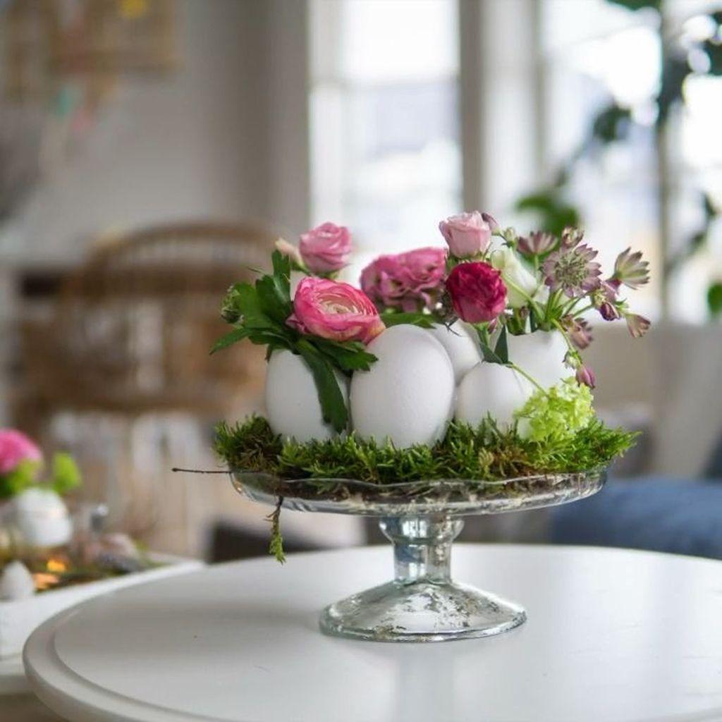 Beautiful Farmhouse Spring Table Decor Ideas 28