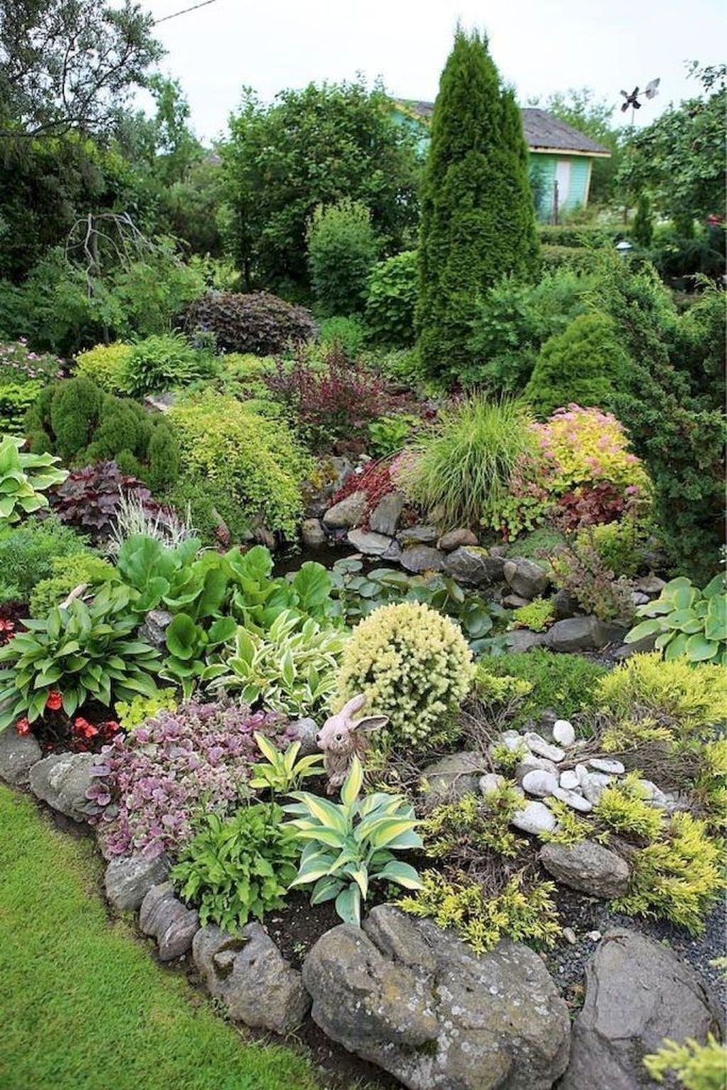 Best Rock Garden Landscaping Ideas You Should Try 17