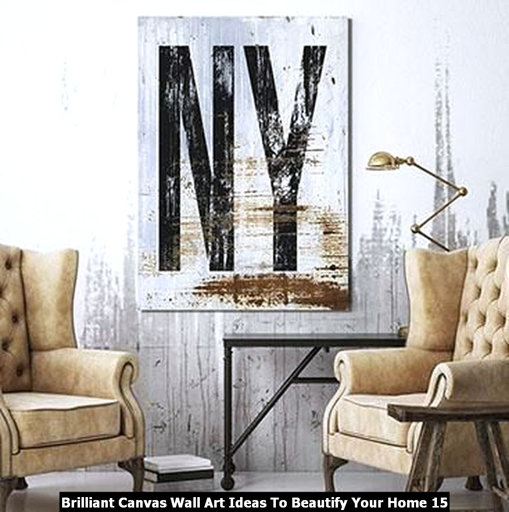 Brilliant Canvas Wall Art Ideas To Beautify Your Home 15