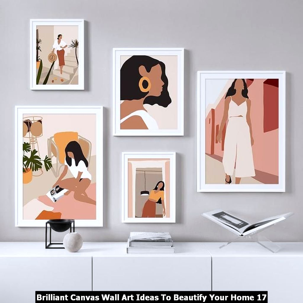 Brilliant Canvas Wall Art Ideas To Beautify Your Home 17