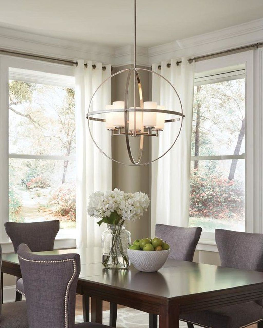 Brilliant French Dining Room Decor Ideas 05