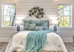 Creative Nautical Bedroom Decor Ideas You Should Copy 07
