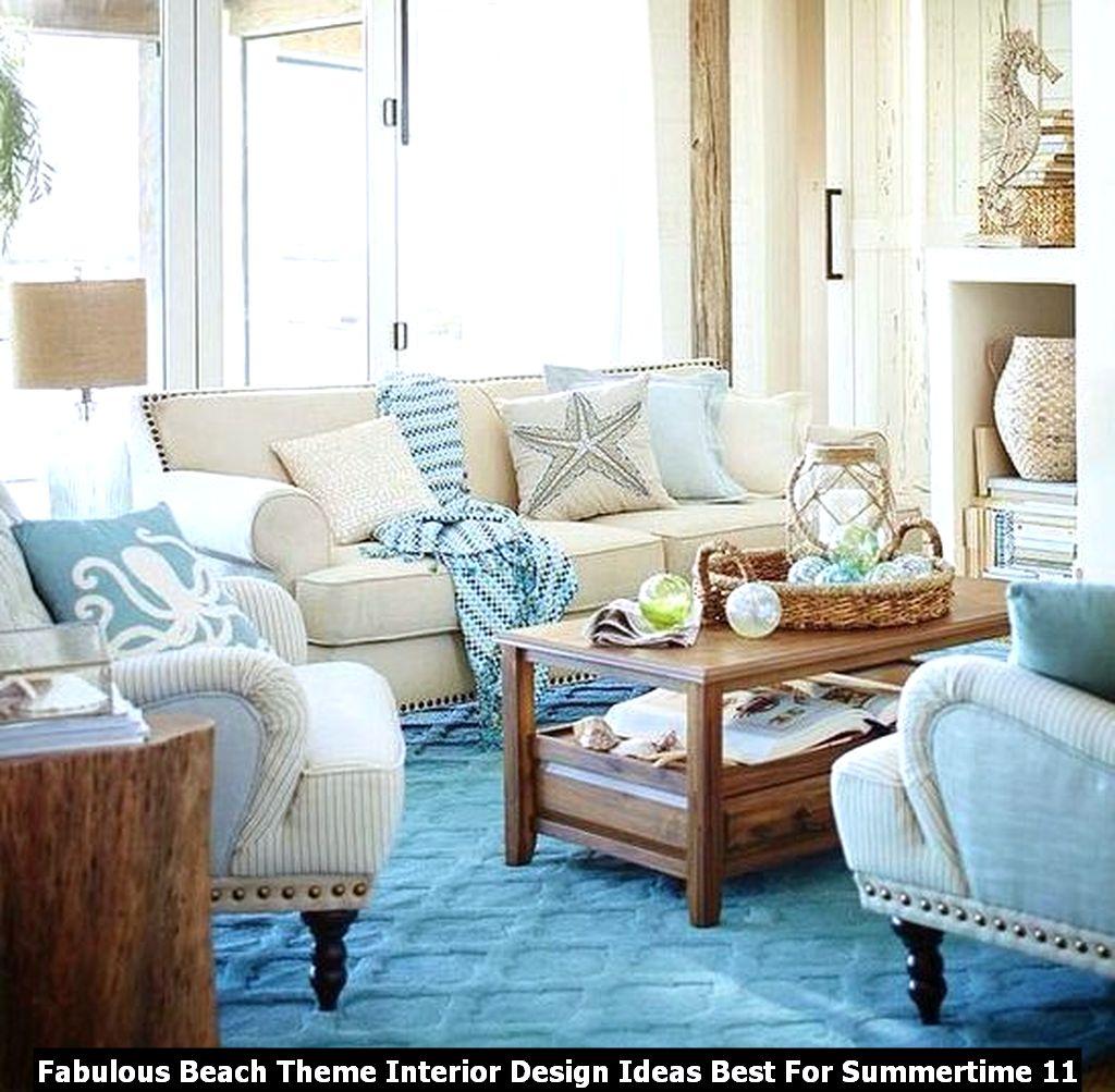 Fabulous Beach Theme Interior Design Ideas Best For Summertime 11
