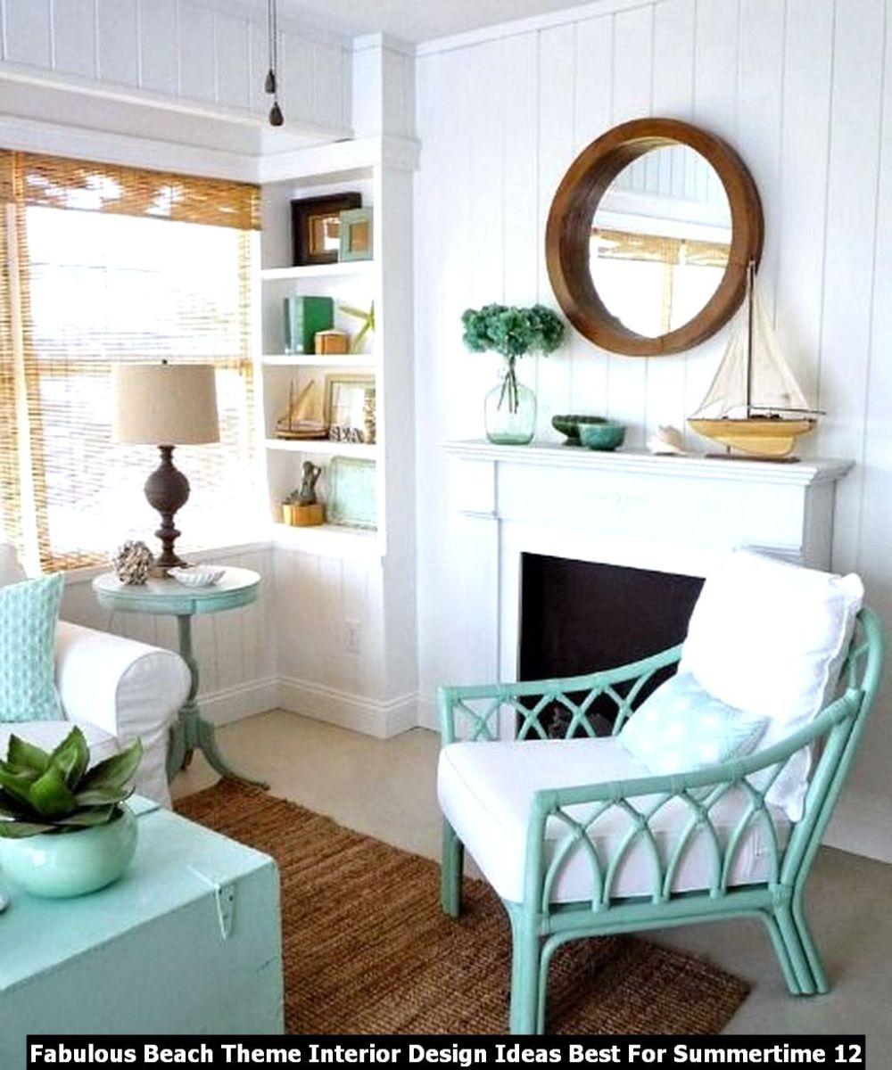 Fabulous Beach Theme Interior Design Ideas Best For Summertime 12