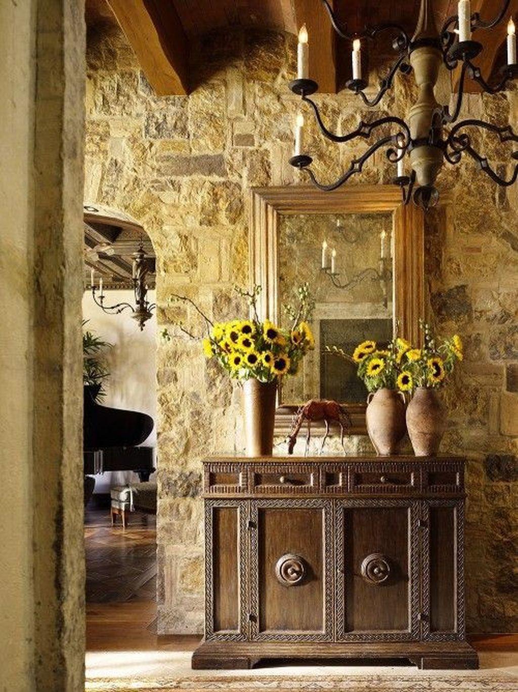 Fabulous Rustic Italian Decor Ideas For Your Home 30