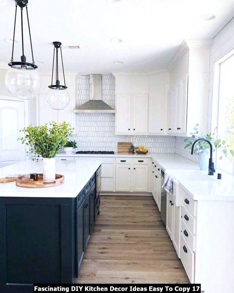 Fascinating DIY Kitchen Decor Ideas Easy To Copy 17