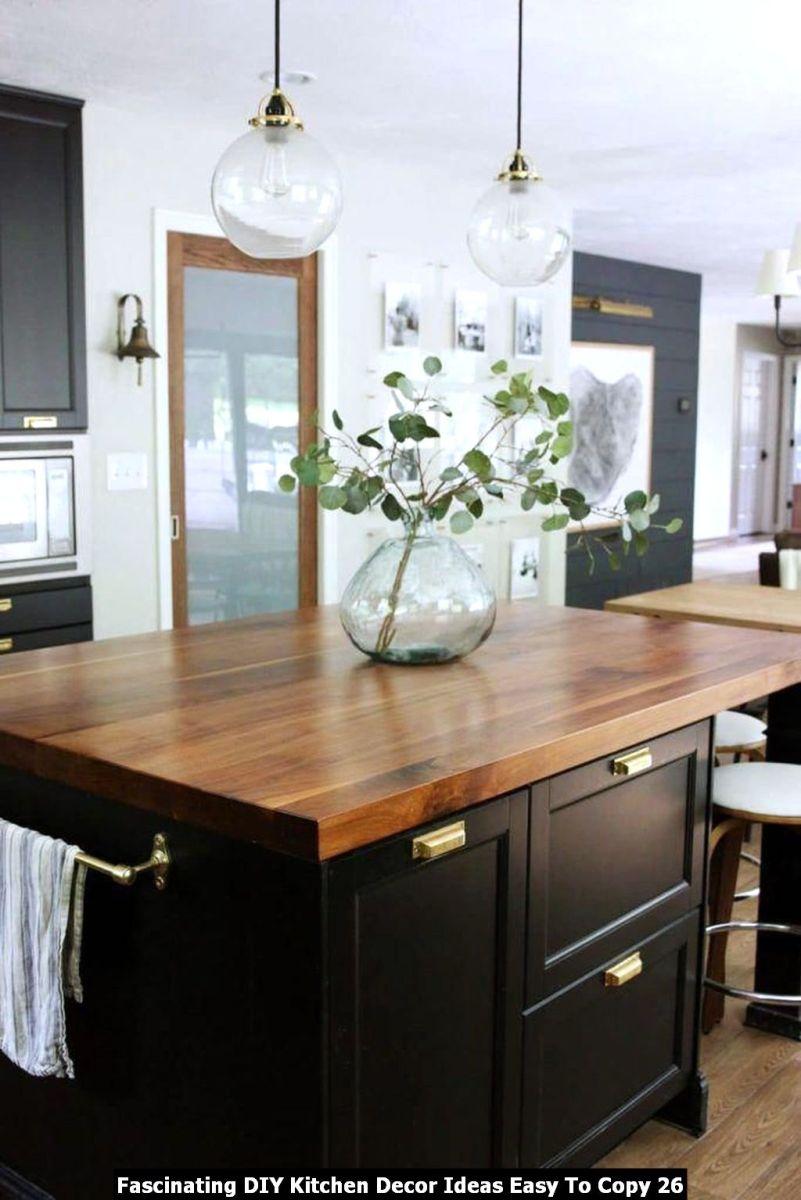 Fascinating DIY Kitchen Decor Ideas Easy To Copy 26