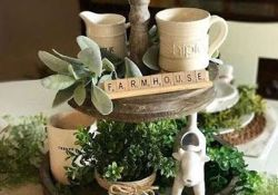 Fascinating Spring Farmhouse Decor Ideas You Should Copy 13