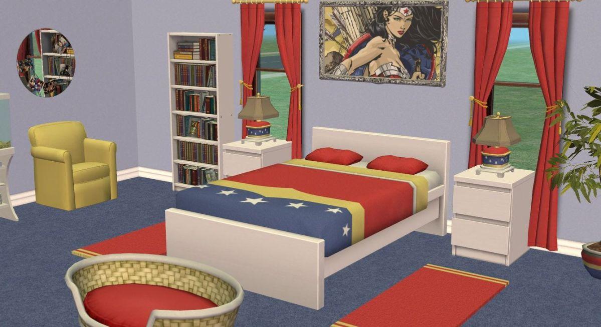 Fascinating Superhero Theme Bedroom Decor Ideas 20