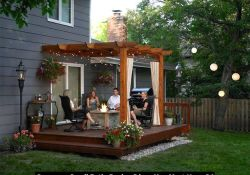 Gorgeous Small Patio Design Ideas You Must Have 24