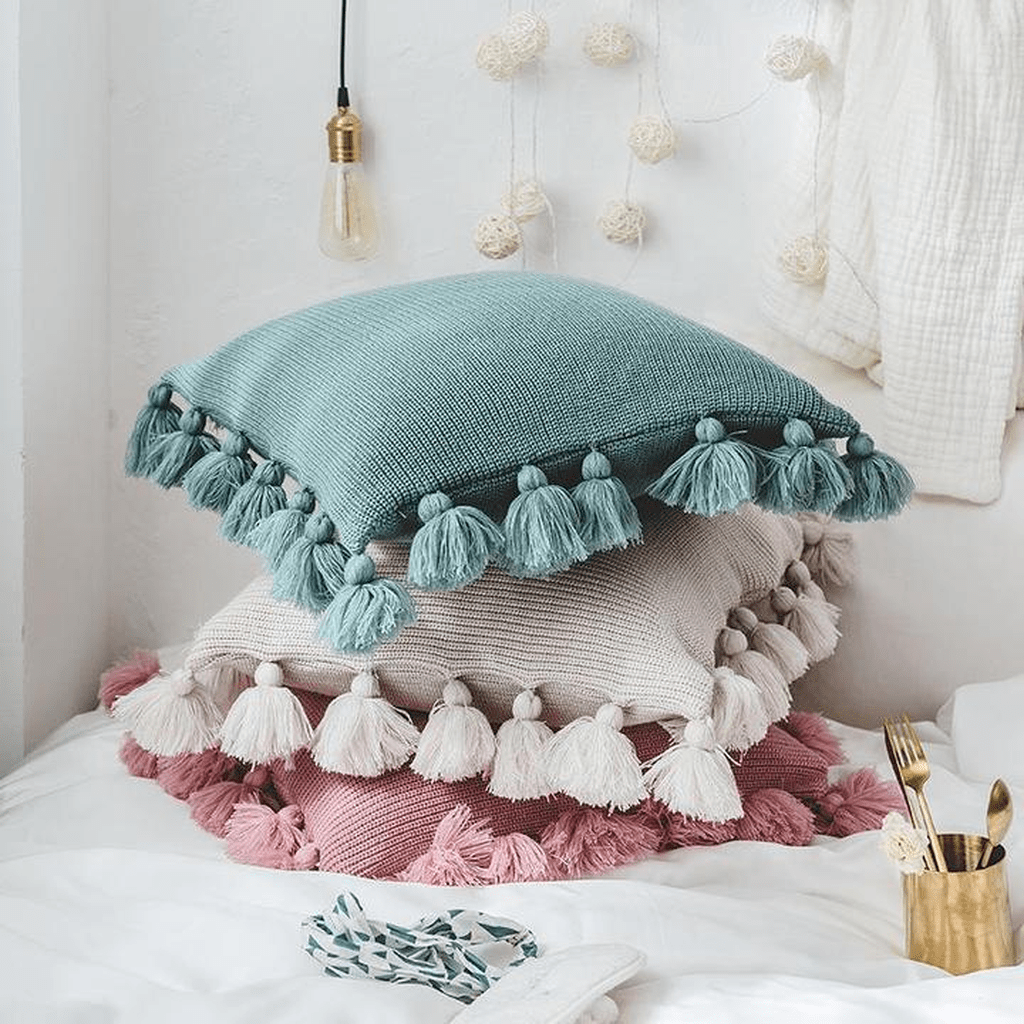 Lovely Cute Pillows Designs Ideas 28