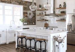 Nice Country Kitchen Designs That You Definitely Like 13