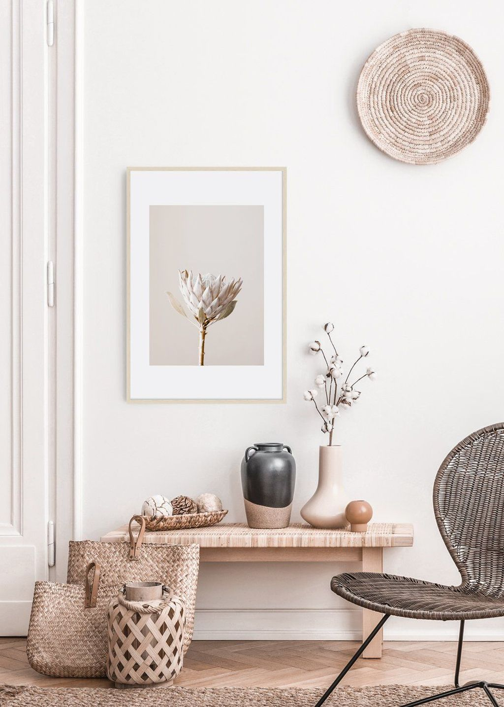 Nice Spring Scandinavian Decor Ideas To Beautify Your Home 17 1