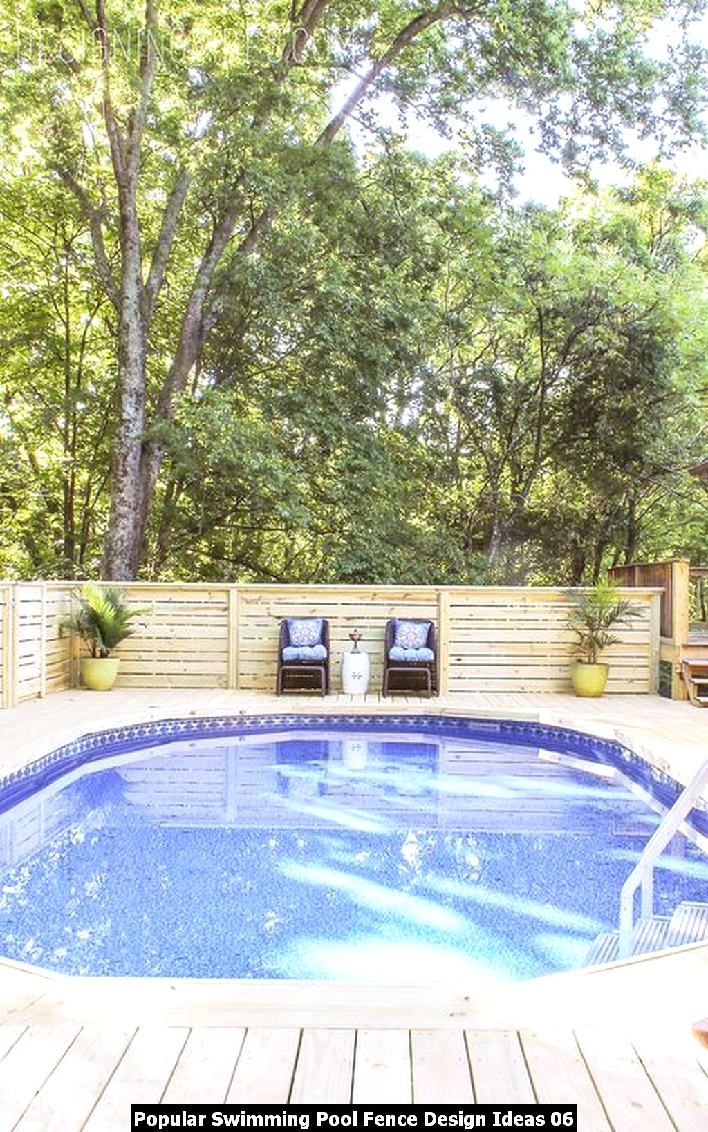 Popular Swimming Pool Fence Design Ideas 06