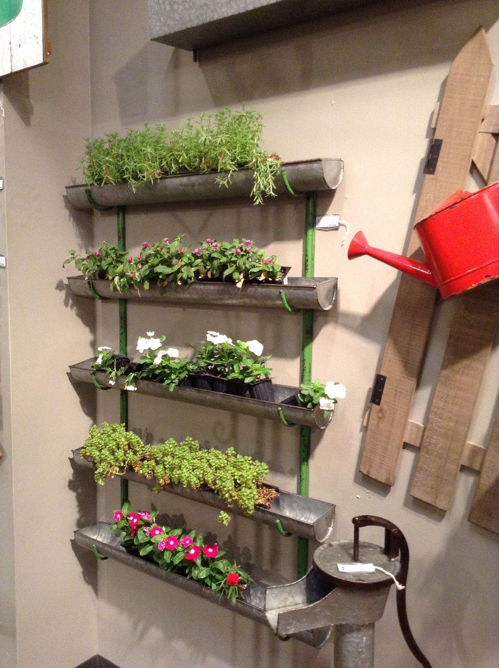 Popular Vertical Garden Wall For Outdoors Decor 24