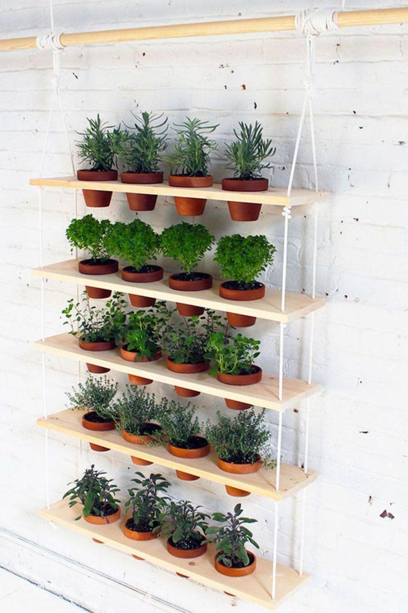 Popular Vertical Garden Wall For Outdoors Decor 27