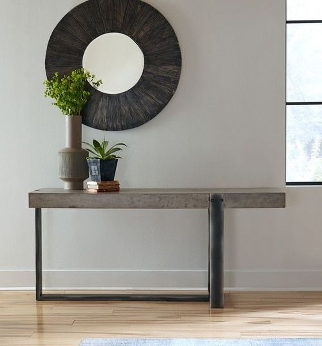 Stylish Console Table Design Ideas You Must Have 18
