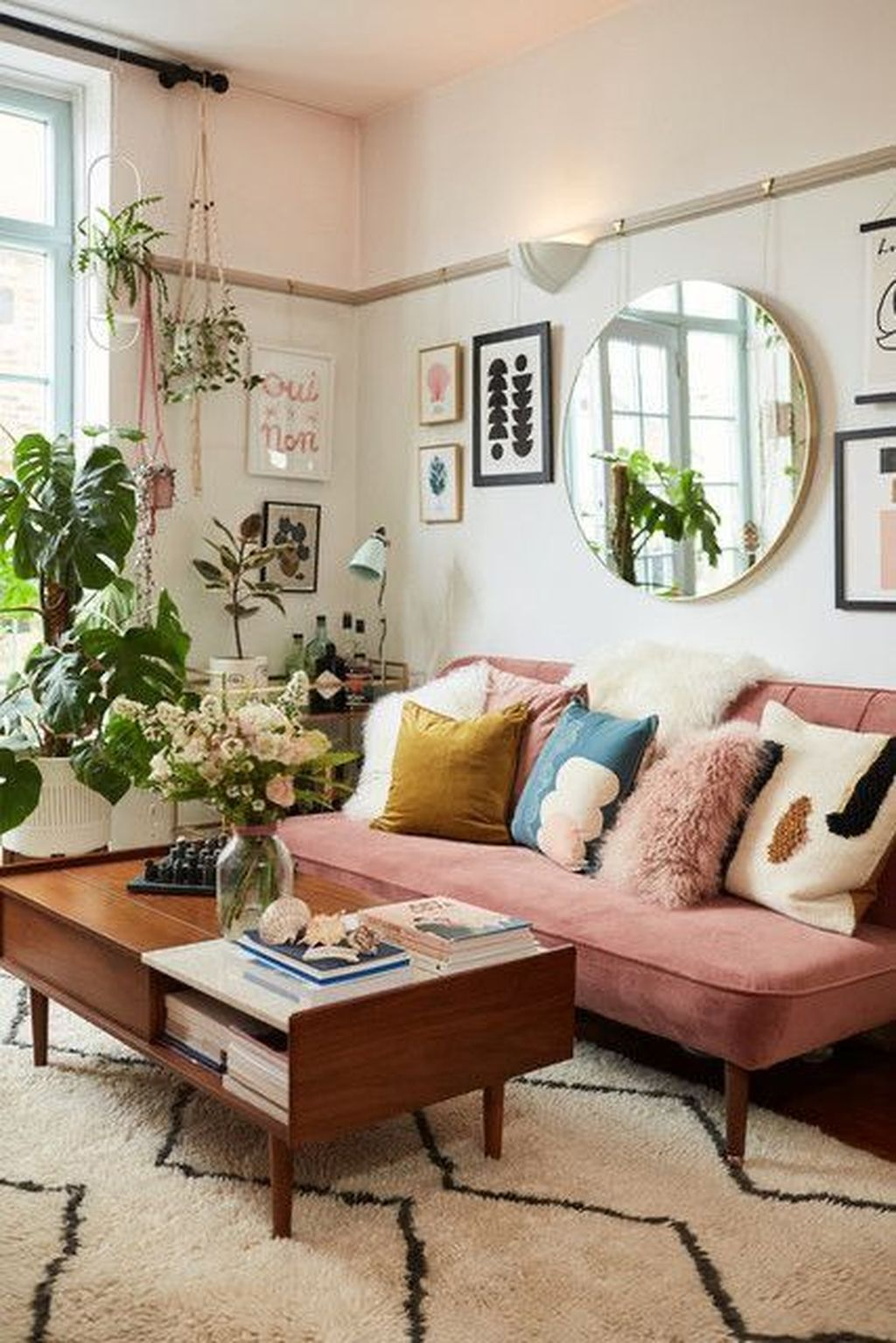 Stylish Rustic Living Room Decor Ideas 20