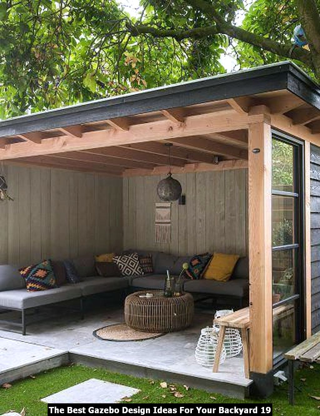 The Best Gazebo Design Ideas For Your Backyard 19