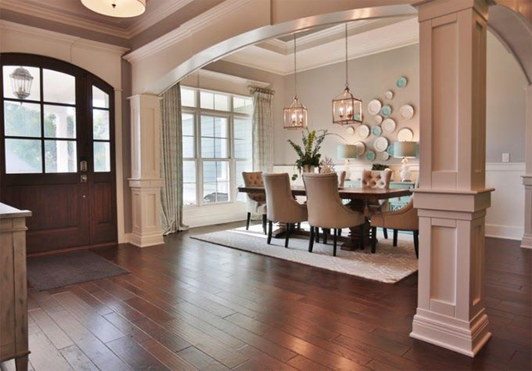The Best Open Dining Room And Kitchen Design Ideas 27
