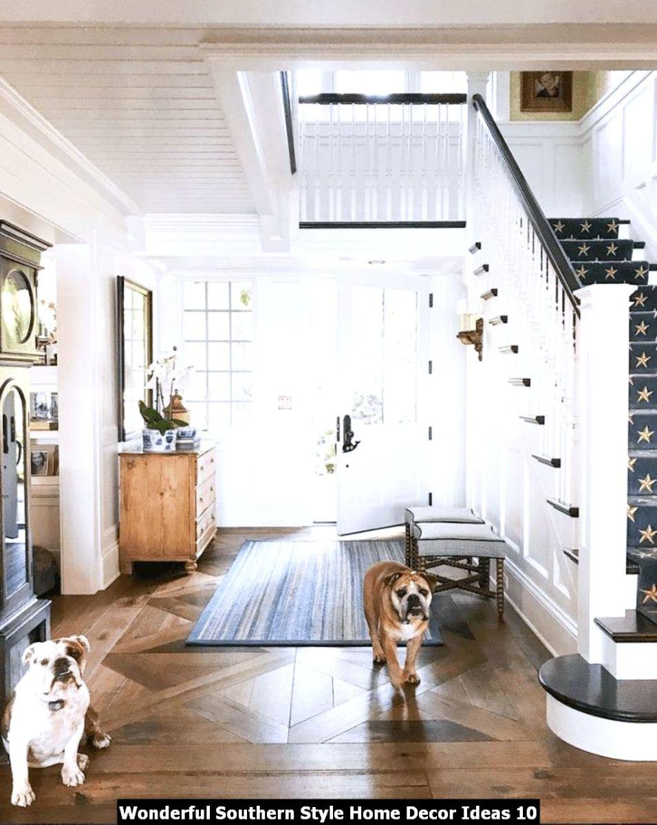 Wonderful Southern Style Home Decor Ideas 10