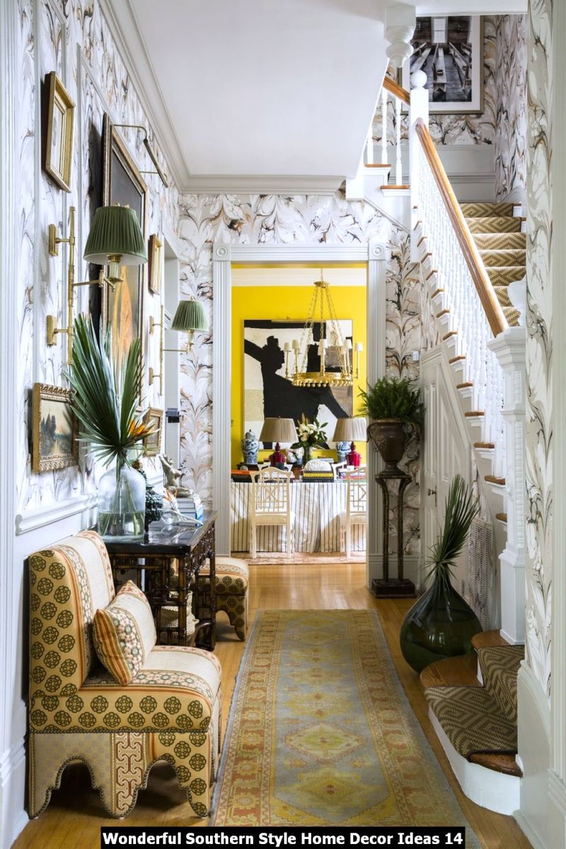 Wonderful Southern Style Home Decor Ideas 14