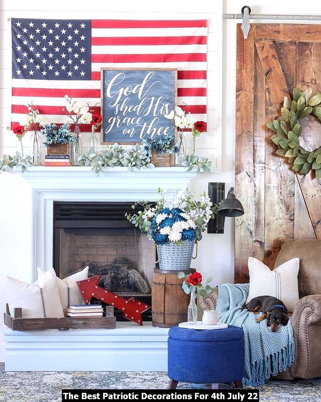The Best Patriotic Decorations For 4th July 22