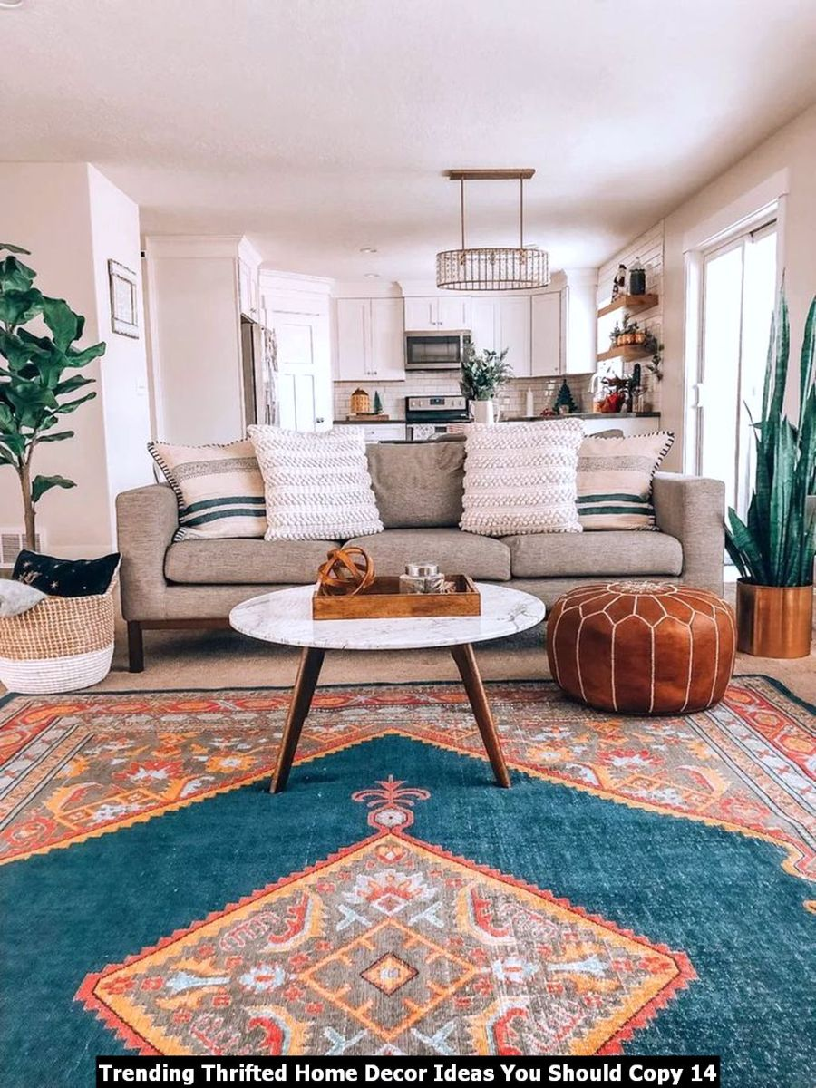 Trending Thrifted Home Decor Ideas You Should Copy 14