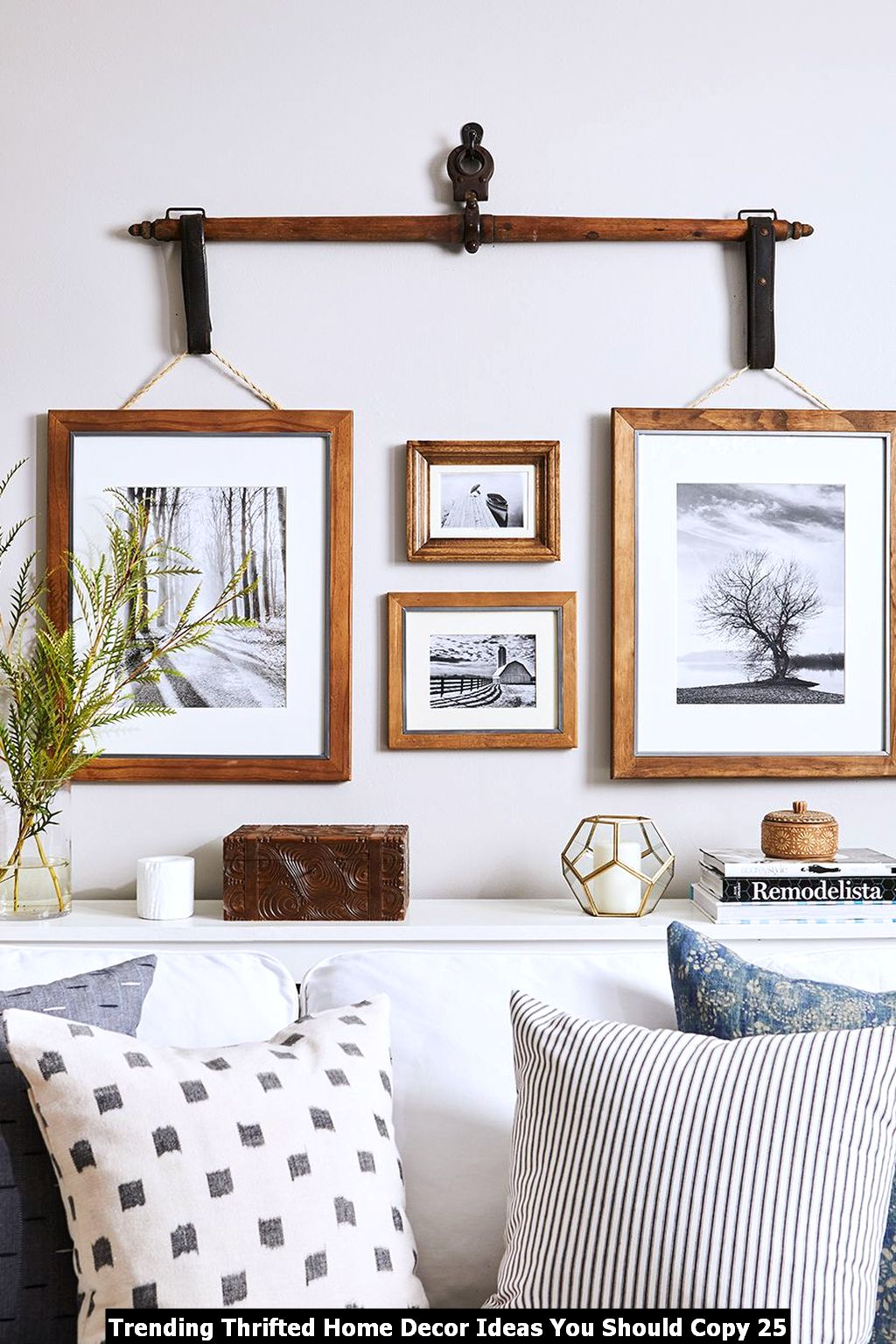 Trending Thrifted Home Decor Ideas You Should Copy 25