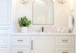 Arched Bathroom Mirror