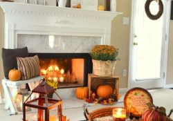 Fall Decorating Ideas For Inside