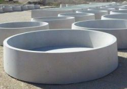 Concrete Stock Tank Swimming Pool