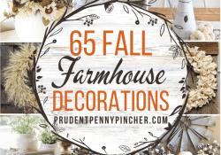 Farmhouse Fall Decorating Ideas