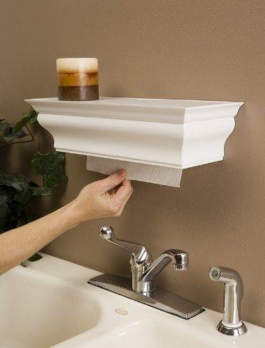 Bathroom Paper Towel Dispenser