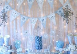 Winter Wonderland Party Decorations