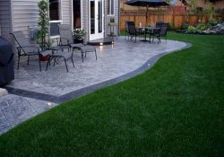 Concrete Patio Ideas For Small Backyards