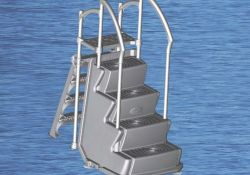 Above Ground Swimming Pool Ladders