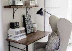 Compact Home Office Desk
