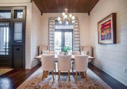 Shiplap Dining Room