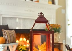 Indoor Fall Decorating Ideas
