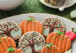 Fall Cookie Decorating Ideas