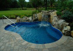 Small Backyard Small Inground Pools