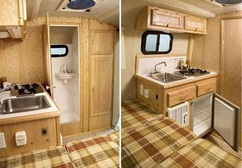Scamp 13 Ft With Front Bathroom For Sale