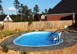 Fiberglass Inground Swimming Pools