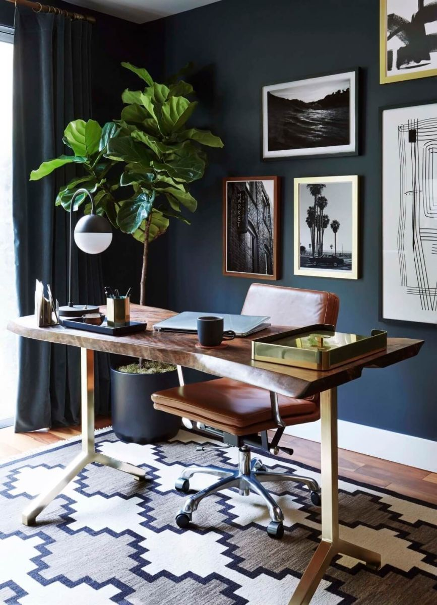 Home Office Area Rugs