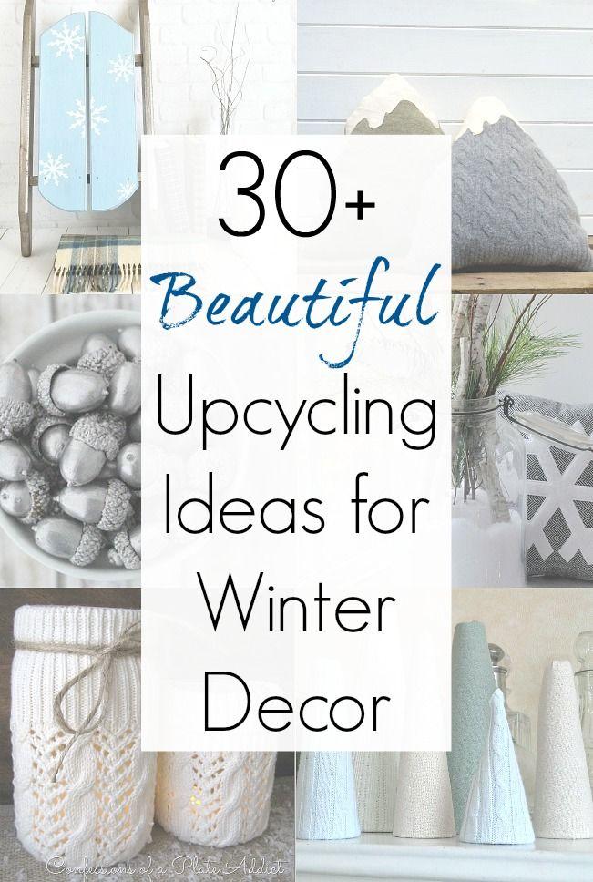 Non Christmas Winter Decorations